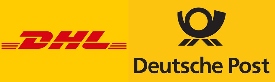 DHL Logo Deutsche Post AG